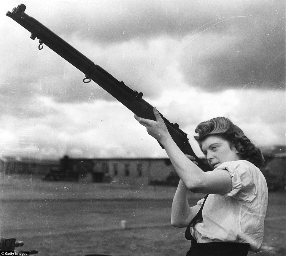 women in ww2 At first, only single women, aged 20-30 were called up, but by mid-1943, almost 90 per cent of single women and 80 per cent of married women were working in factories, on the land or in the armed.